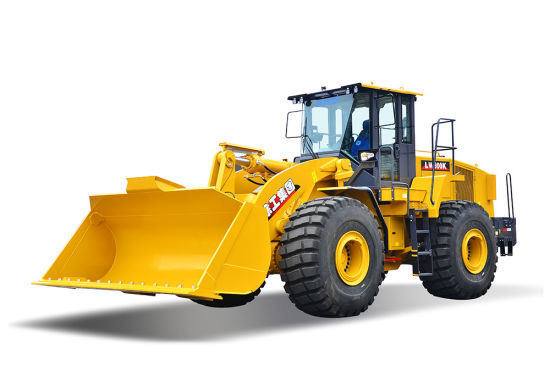 Hydraulic 3t Wheel Loader From China Factory