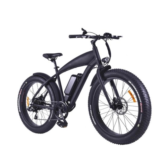 26inch 1000W Big Power Electric Mountain Bike Beach Cruiser with Lithium Battery pictures & photos