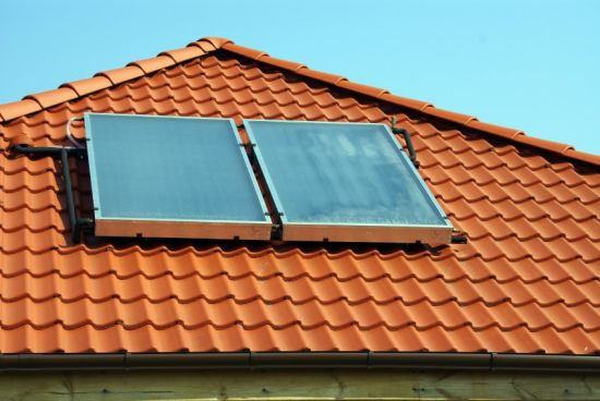 200L Split Pressurized Flat Plate Solar Water Heater