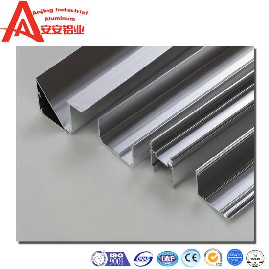 Customized Aluminum Profile Aluminum Bathroom Hardware Sets