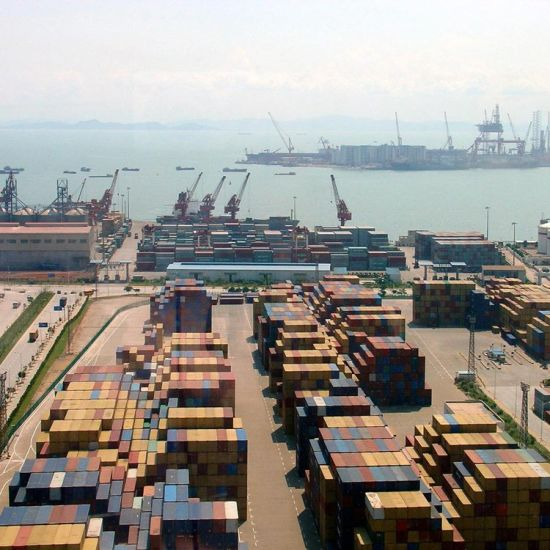 Sea Shipping Consolidation LCL Logistic From Shanghai to Italy pictures & photos