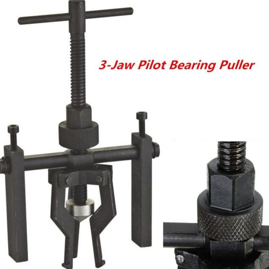 Pilot Bearing Puller 3 Reversible Jaws for Inside and Outside Applications
