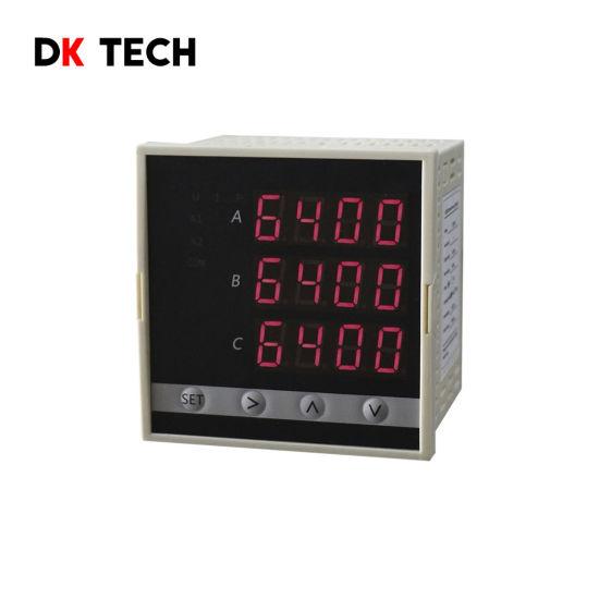 Dk6404 High-Precision Intelligent Digital Display Multi-Function True RMS Power Meter