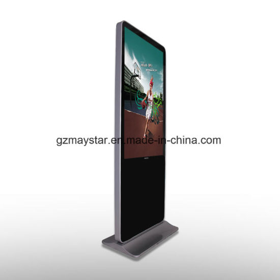 China WiFi 3G Full HD 55inch Advertising Android TV LED Monitor