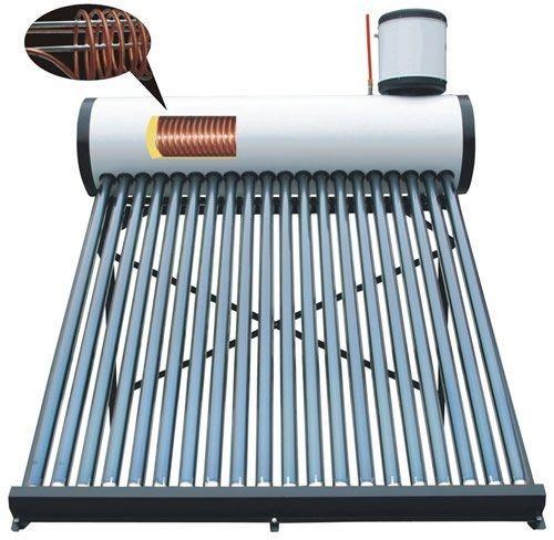 Copper Coils Pressure Solar Water Heaters