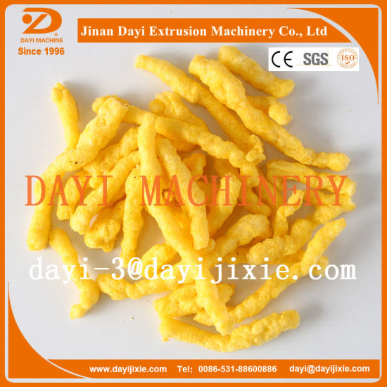 Extruder Jinan Dayi Extrusion Machinery Cheetos pictures & photos