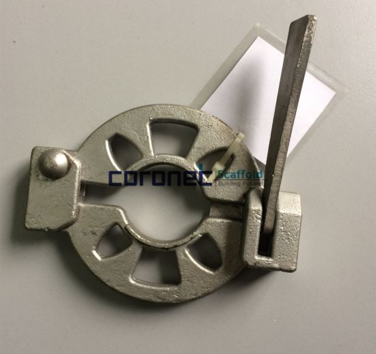 Hot DIP Galvanized Rosette Clamp for Ringlock Scaffold (No. RRC) pictures & photos