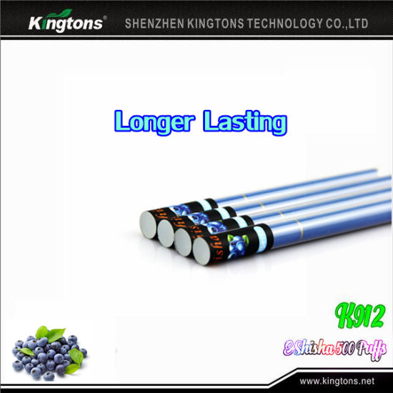 Bright LED Light 600 Puffs Kingtons Electric Cigarette pictures & photos