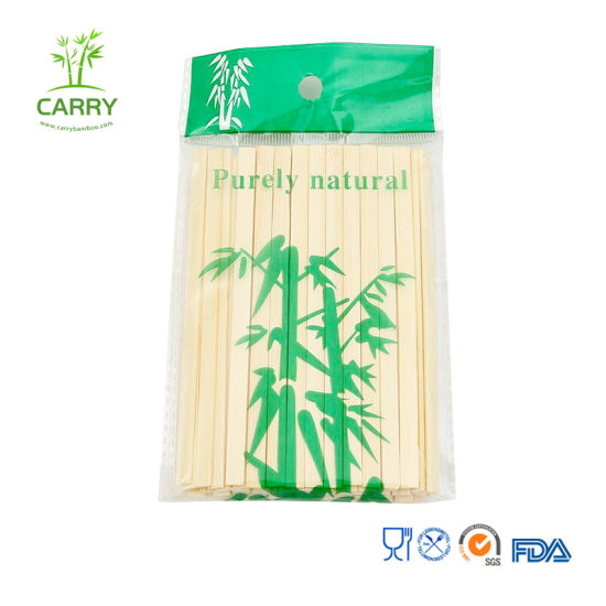 Royal 5.5 Inch Bamboo Coffee Stirrer pictures & photos