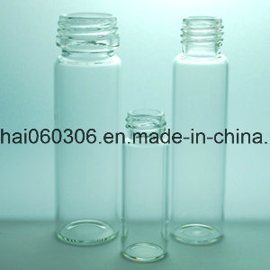 20ml Clear Tubular Glass Vial pictures & photos