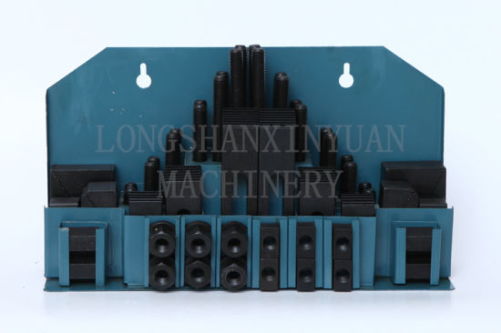 "5/8""-11-3/4"" Deluxe Steel High Hardness 58PCS Clamping Kit pictures & photos"