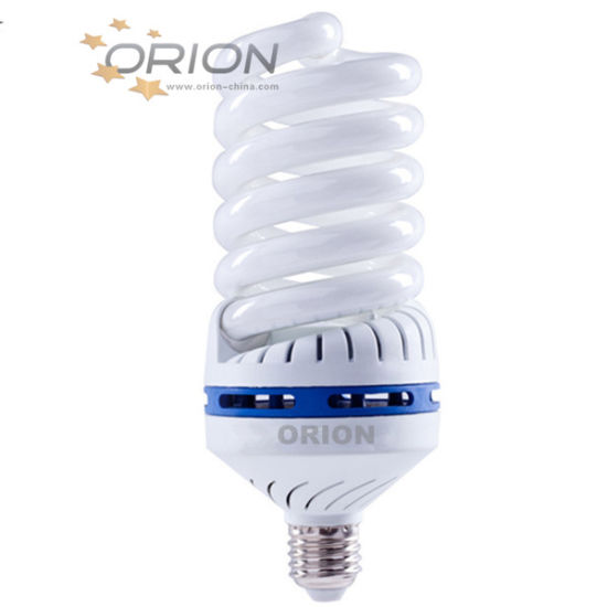 Hot Selling 45W 65W 85W 105W High Power Full Spiral Compact Fluorescent
