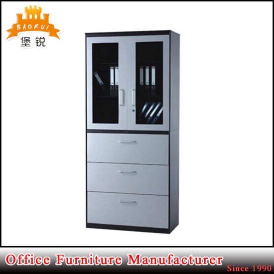 Hospital Use White Steel Medical Storage Cabinets with Cheap Price pictures & photos
