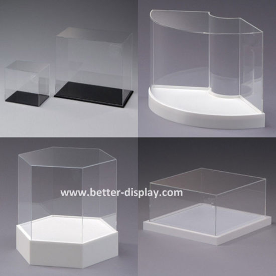 Custom Clear Acrylic Display Boxes