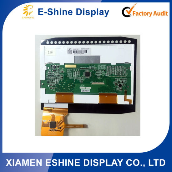 "Custom/small/large/7"" inch/16X2 TFT color/character/graphic/panel/monitor LCD displays manufacturers with touch screen pictures & photos"
