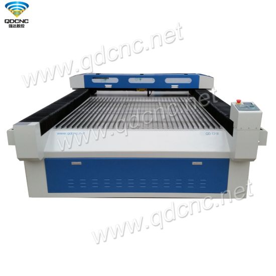 Laser Cutting Machine with Water Cooling Mode Qd-1318