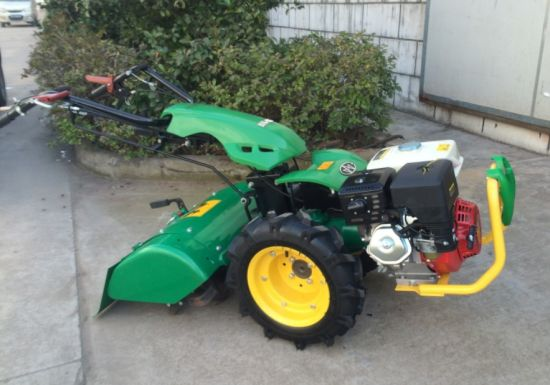 Acecowboy 330 Gasoline 9HP Farm Tractor with 65cm Tiller pictures & photos
