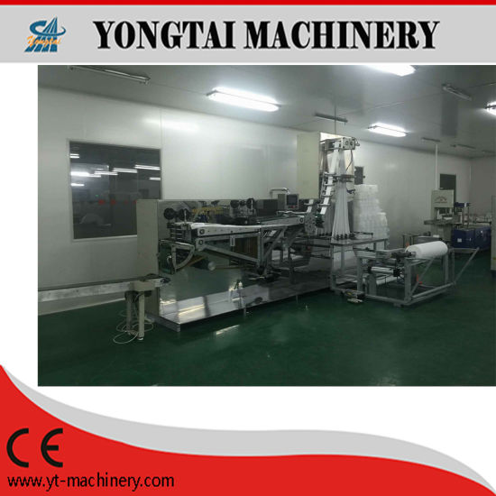 Bedsheet Folding Machine