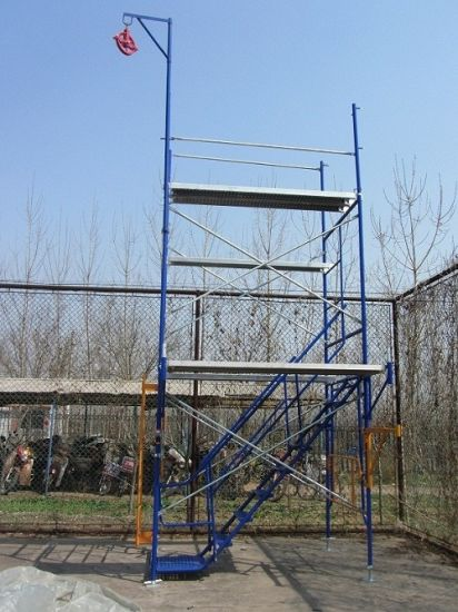 Osha American Scaffold Walk Thru Frames pictures & photos