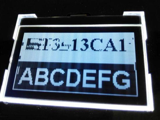 China 128X32 Dots FSTN Graphic LCD Module - China LCD, LCD