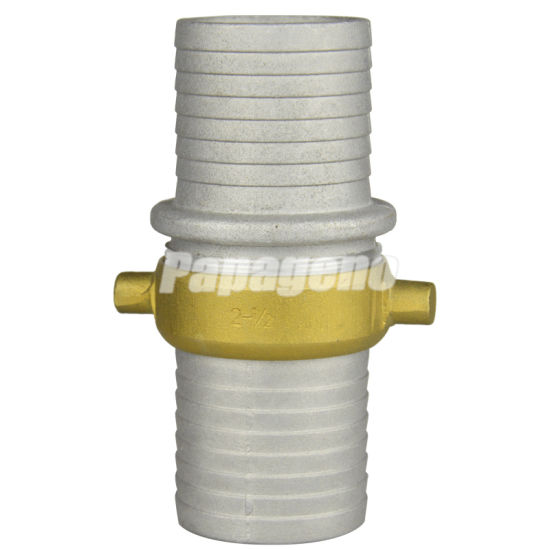 1-1/2 Inch~6 Inch Aluminum Pin Lug Coupling for Hoses
