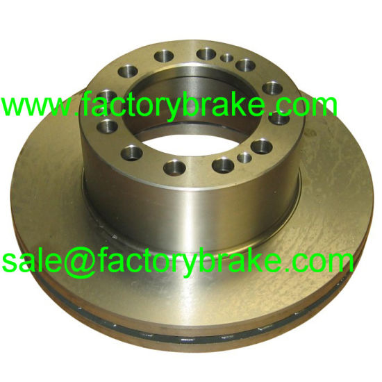 Saf Heavy Duty Brake Disc 4079000701/4079000700 pictures & photos