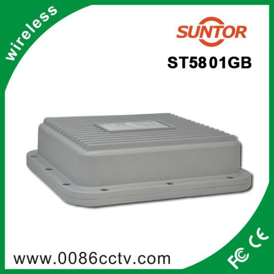 China 50km Long Range Wireless WiFi Video Transmitter and