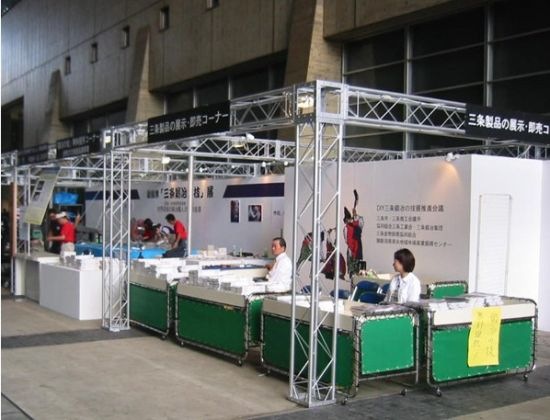 Modular Exhibition Truss Stand for Trade Show Exhibition Display pictures & photos