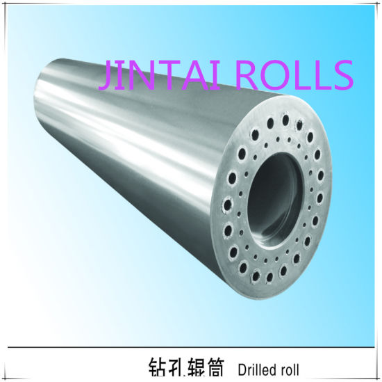 Nickel Chrome Molybdenum Alloy Roll for Paper Making Machine pictures & photos