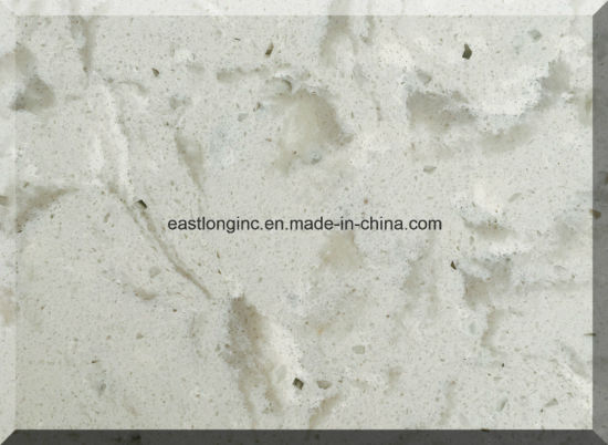 New Designed Artificial Marble Color Quartz Stone pictures & photos