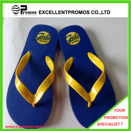 Promotional Printed Beach Sandal (EP-S8208) pictures & photos