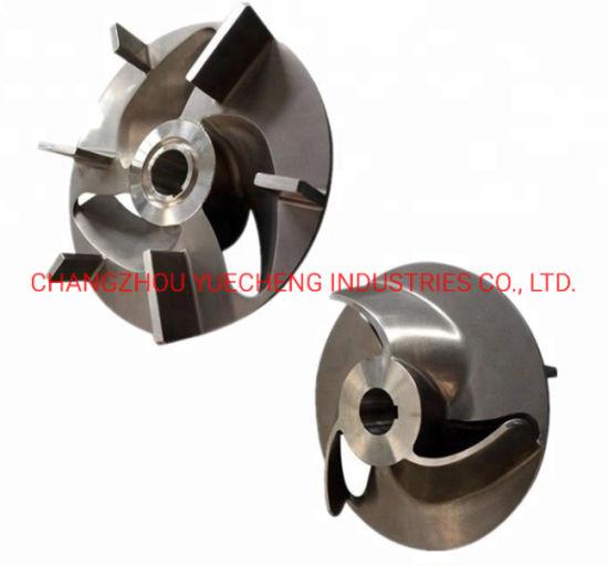 Custom Permanent Mold Casting Sevice/ OEM Aluminum Gravity Casting Parts
