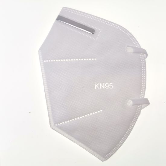 Anti-Dust Protective FFP1 FFP2 KN95 5 Layer Mask High Efficiency Filtration GB2626 Respirator Face Mask
