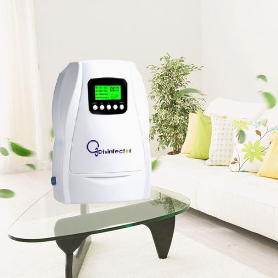 High Quality Home 500mg/H Ozone Portable Air Purifier and Water Purifier