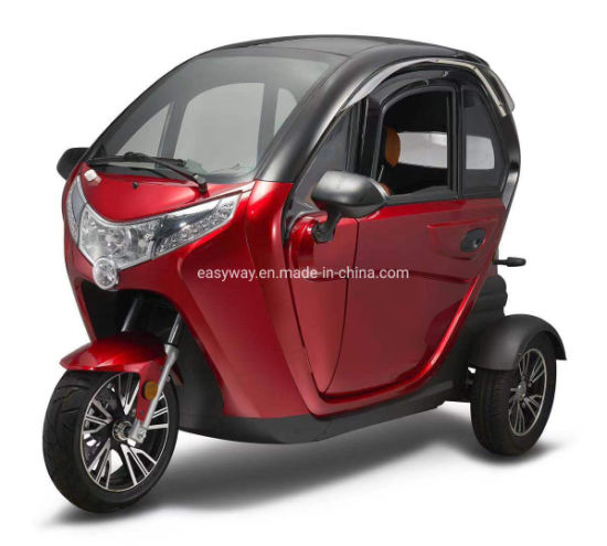Fashionable High Quality Electric Tricycle with EEC Certification
