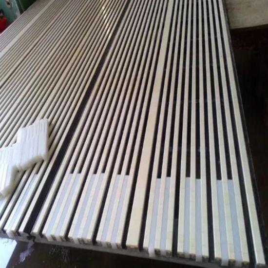 Hydrofoil Strip for Paper Machine