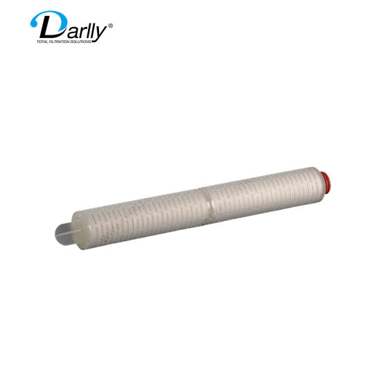 Cartridge for Water Filter Pleated PP Membrane Micro Filter Cartridge