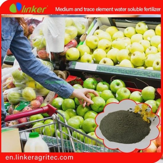 Medium and Trace Element Full Water Soluble Powder Fertilizer Application Carbon Enzyme Technology