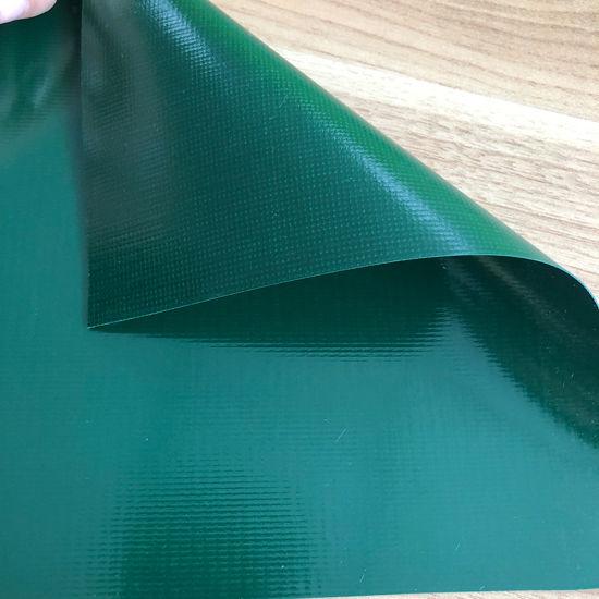 PVC Truck Cover Tarpaulin/ Inflatable Boat Fabric Tarp Fabric