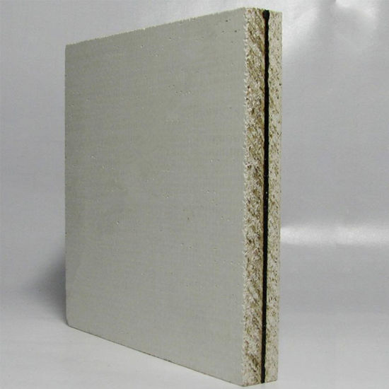 Fireproof Grade A1 Insulation MGO Board for Wall Building and as Fiber Cement Board