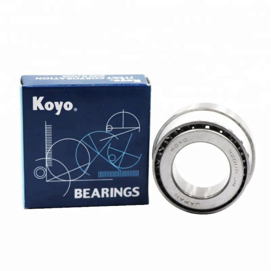 Cup and Cone Set Tapered Roller Bearing KOYO 30202R