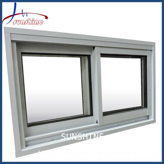 Replacement Aluminium Sliding Double Glazed Window