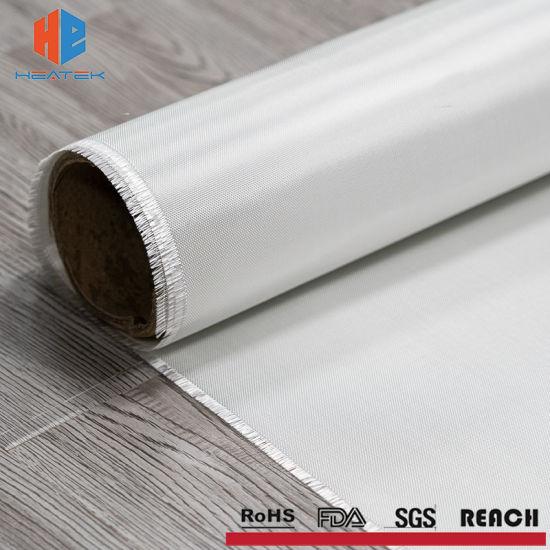 Silicone Rubber Fabric Non Stick Fireproof Silicone Rubber Sheet Fiberglass Fabric for Collars