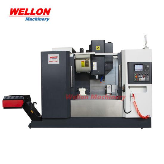 Vmc1160 4 Axis CNC Milling Machine Large CNC Vertical Machining Center