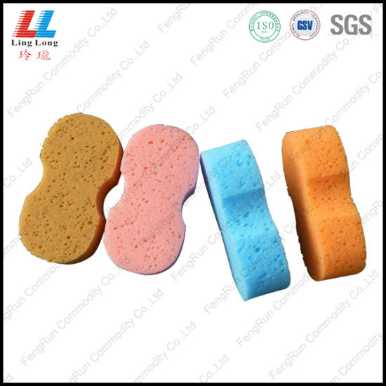 Incoming Quality Control High Quality Car Sponge Car Care Product