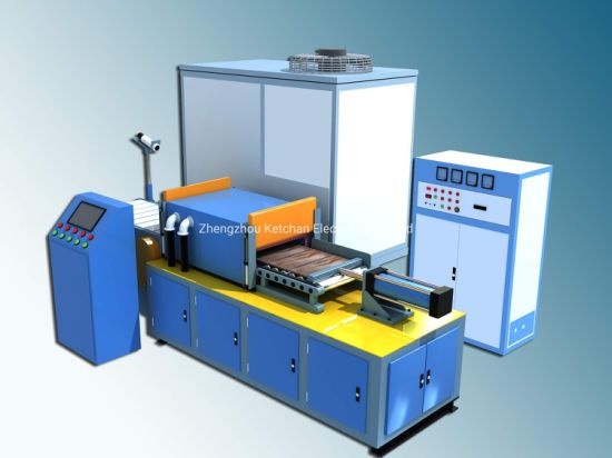 Intelligent Induction Metal Heat Treatment Machine for Steel Plate Surface Hardening Quenching