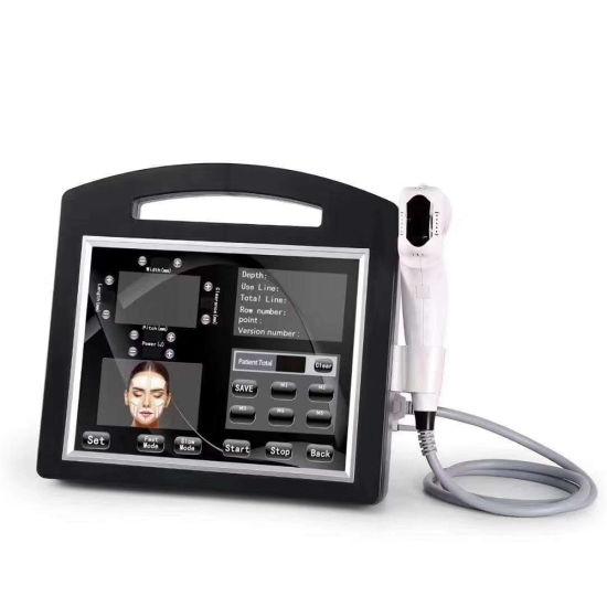 2 in 1 V-Max 4D Hifu Face Lift Korea Hifu Skin Tightening Beauty Machine
