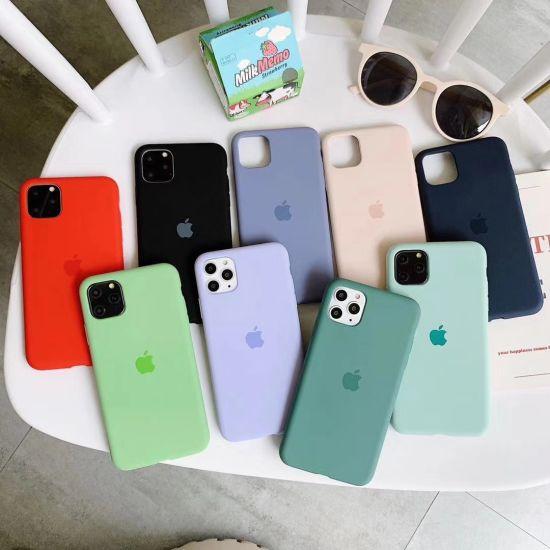 2020 Original Case New iPhone 2019 iPhone 11 iPhone 11 PRO iPhone 11 PRO Max Silicone Case