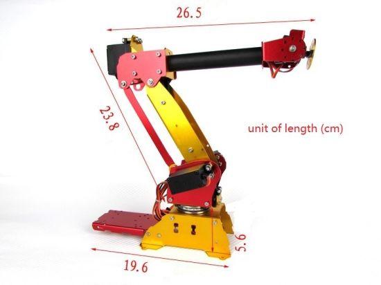 China Arduino Controlled Robotic Arm Toy - China Robotic Arm
