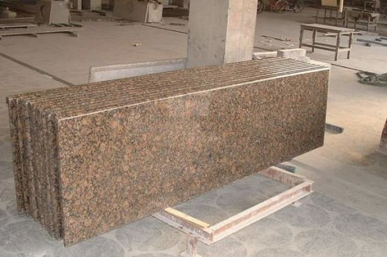Popular Light Grey Granite Slab with Good Quality pictures & photos